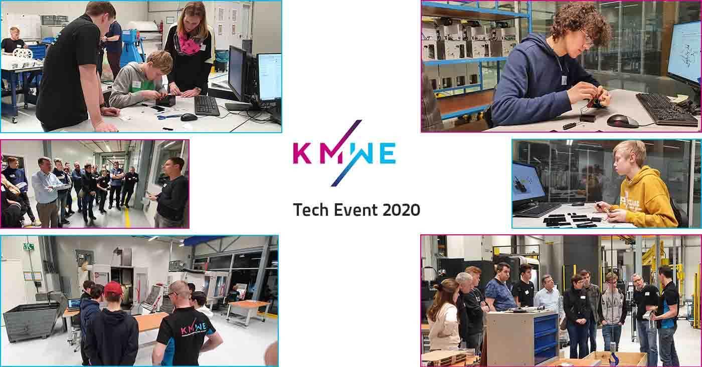 Tech Event KMWE 2020.